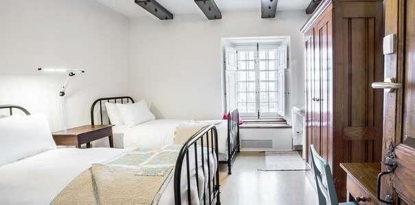 Quebec city boutique hotels luxury design hotels for Design hotel quebec