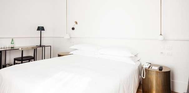 I migliori design e boutique hotel milano centro for Design hotel milano centro