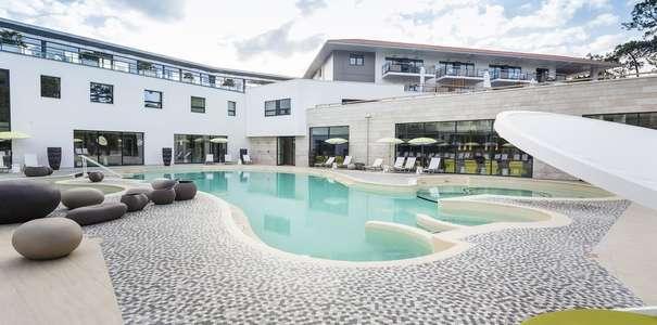 Arcachon boutique hotels luxury design hotels for Hotel design arcachon