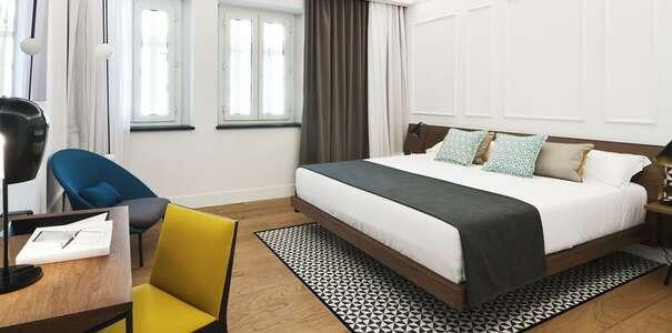Boutique h tels et design valence for Hotel design valence