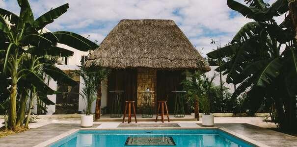 Boho Eco Chic Boutique Resort