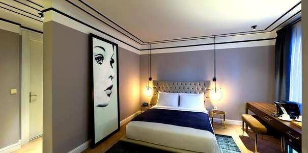 Boutique h tels et design istanbul for Walton hotels sultanahmet