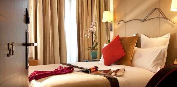 Boutique hotels in st germain paris 6th arrondissement for Boutique hotel 9th arrondissement