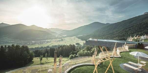 Valdaora boutique hotels luxury design hotels for Designhotel hubertus alpin lodge spa