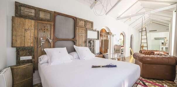 Boutique h tels et design cordoue for Hotel design andalousie