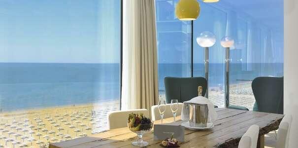 Boutique h tels et design lido di jesolo for Boutique hotel jesolo