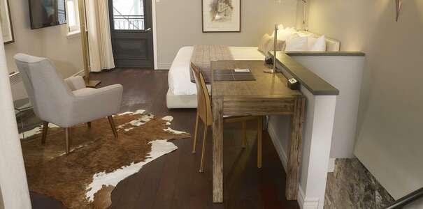 Quebec design boutique hotels for Hotel design quebec