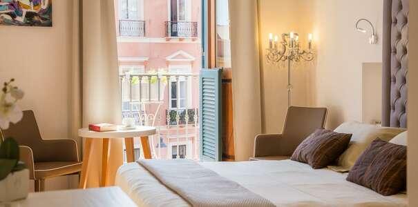 Cagliari boutique hotels luxury design hotels for Charme design boutique hotel favignana