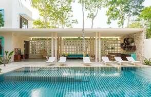 Hotel Tiki Tulum