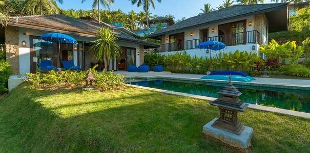 Koh samui boutique hotels luxury design hotels for Design hotel koh samui