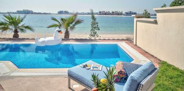 Dream Inn Dubai Getaway Villa Dream Inn Dubai Getaway Villa