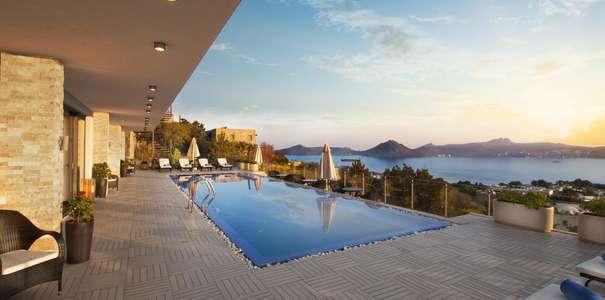 bodrum boutique hotels luxury design hotels