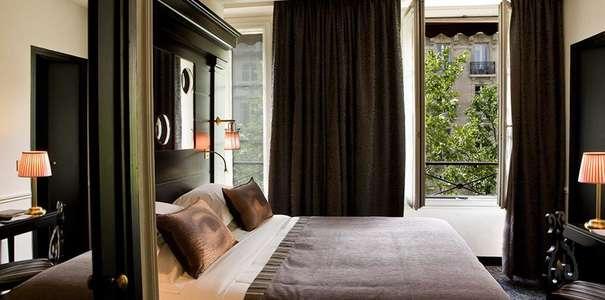 Boutique hotels saint germain paris 6 arrondissement for Boutique hotel 9th arrondissement