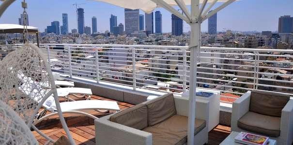 Tel aviv boutique hotels luxury design hotels for Design hotel tel aviv
