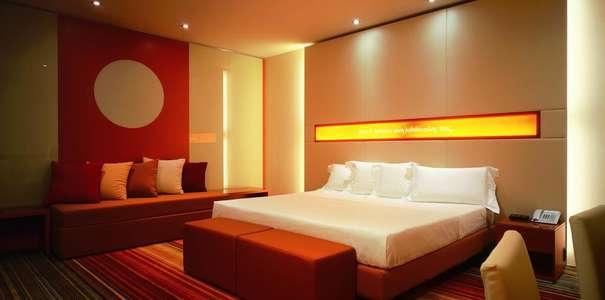 Emilia romagna design boutique hotels for Design hotel bologna