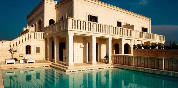 Apulia design boutique hotels for Design hotel puglia