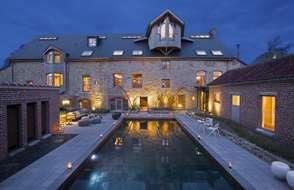 Namur boutique hotels luxury design hotels for Hotel design namur