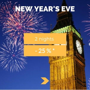 New Year Eve hotel offers