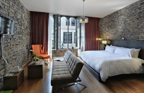 Boutique hotels in Canada