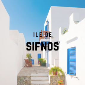 Boutique hotels Sifnos