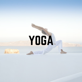 Boutique hotels with yoga courses