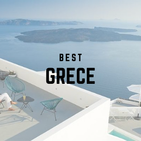 Best boutique hotels en Grece