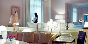 Boutique hotels luxe Paris