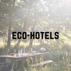 Eco-resort hotels