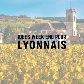 Idées week ends pour Bordelais