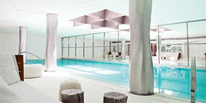 Boutique Design hotel con piscina