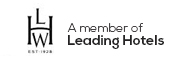 Member of Leading hotels