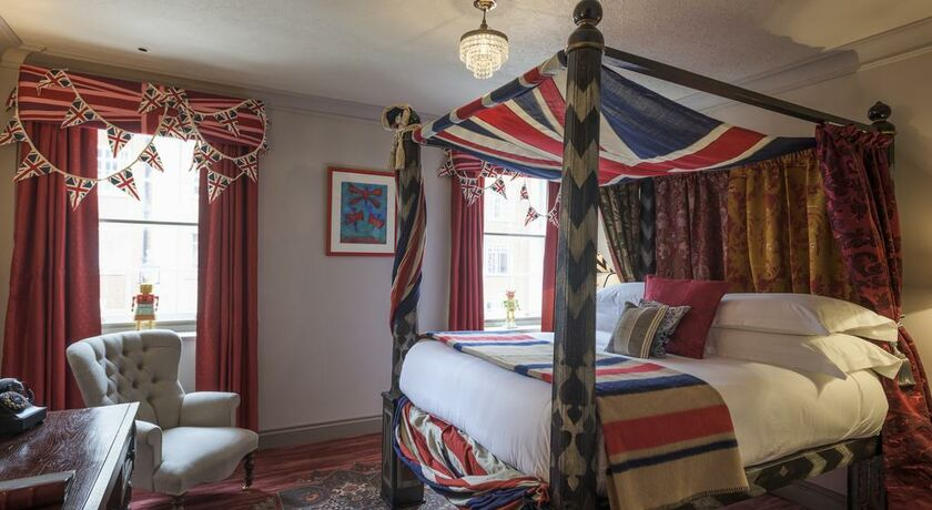 The zetter townhouse marylebone a design boutique hotel for Boutique hotels london