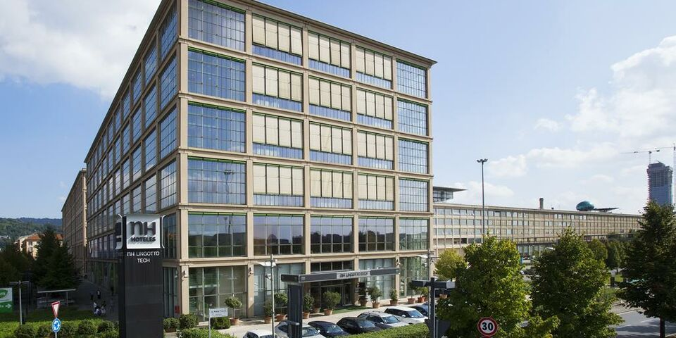 Nh torino lingotto tech a design boutique hotel turin italy for Designhotel turin