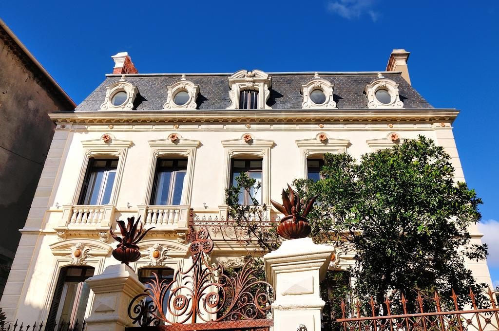 L 39 h tel particulier beziers a design boutique hotel for Hotels design en france