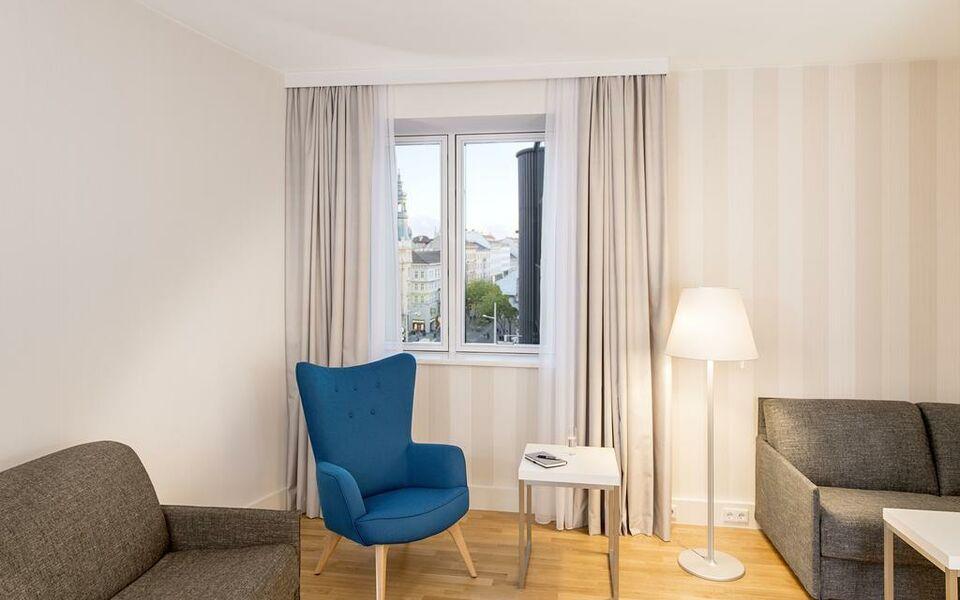 Nh collection wien zentrum a design boutique hotel vienna for Design hotel boutique vienna