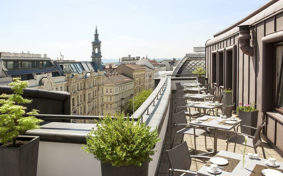 Nh Hotel Wien Mariahilfer Stra Ef Bf Bde
