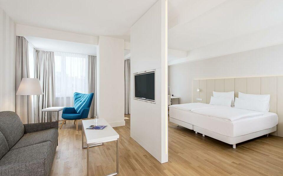 Nh wien zentrum a design boutique hotel vienna austria for Design hotel 1070 wien