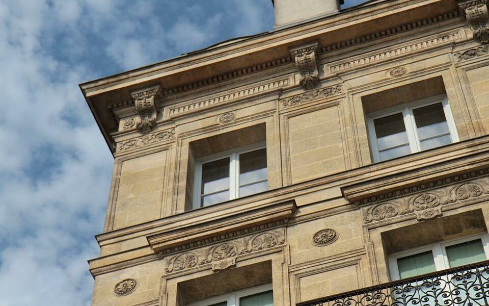 Bordeaux river suite bordeaux frankreich for La boutique hotel de bordeaux
