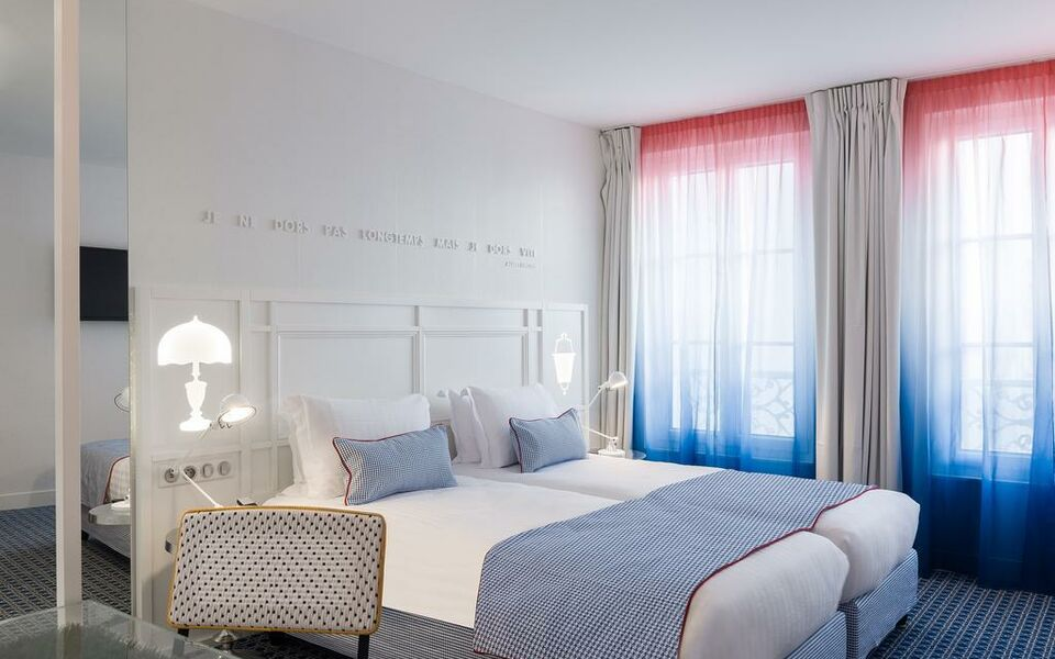 Hotel 34b astotel paris france my boutique hotel - Hotel paris chambre 5 personnes ...