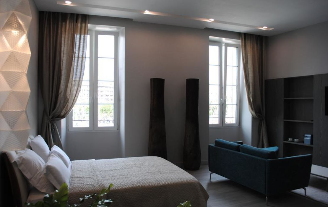 Les suites massena a design boutique hotel nice france for Design hotel nice