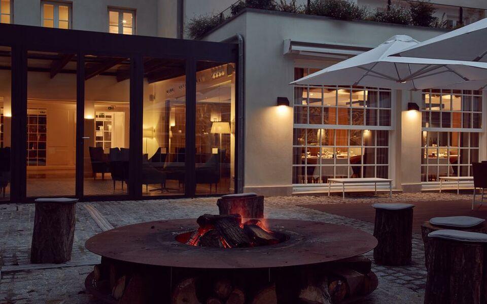 La demeure du parc a design boutique hotel fontainebleau for Boutique hotel fontainebleau