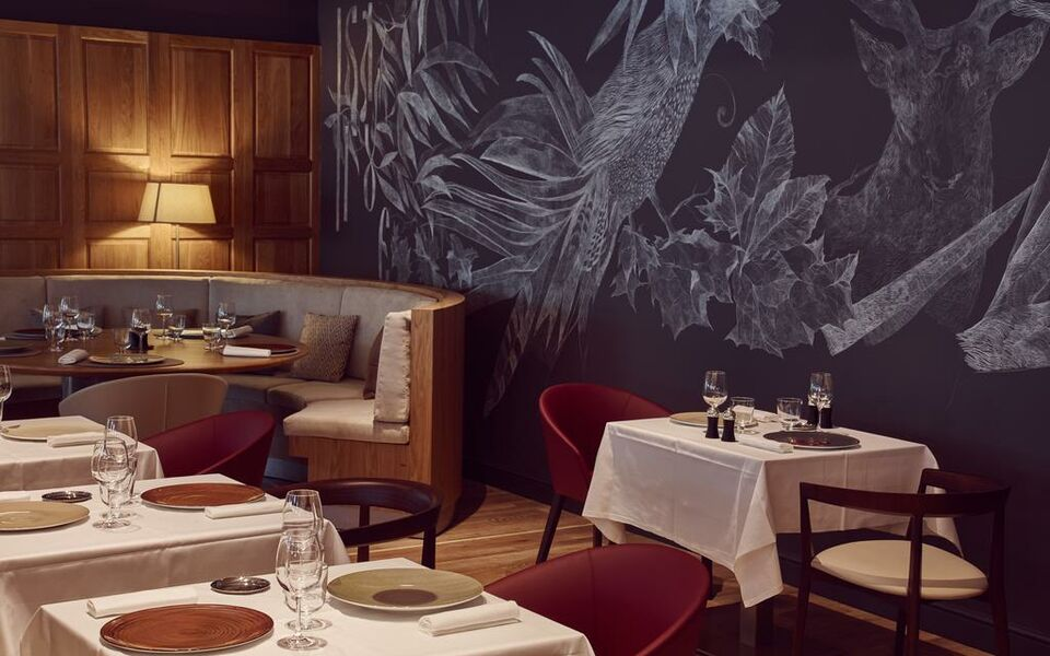Restaurant Rue Paul Seramy Fontainebleau