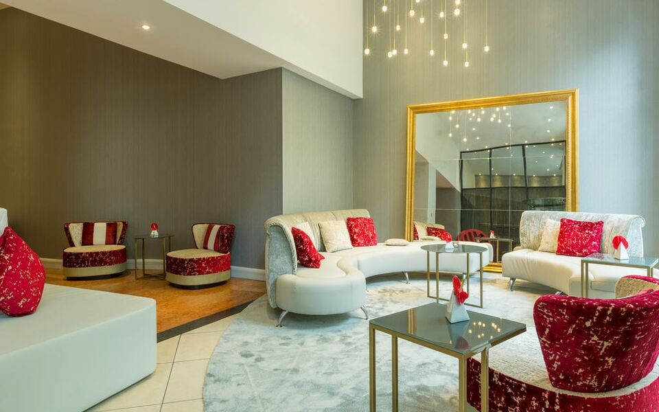 Nh collection brussels centre a design boutique hotel for Boutique hotel collection