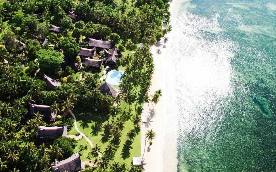 Dedon Resort Room Rates