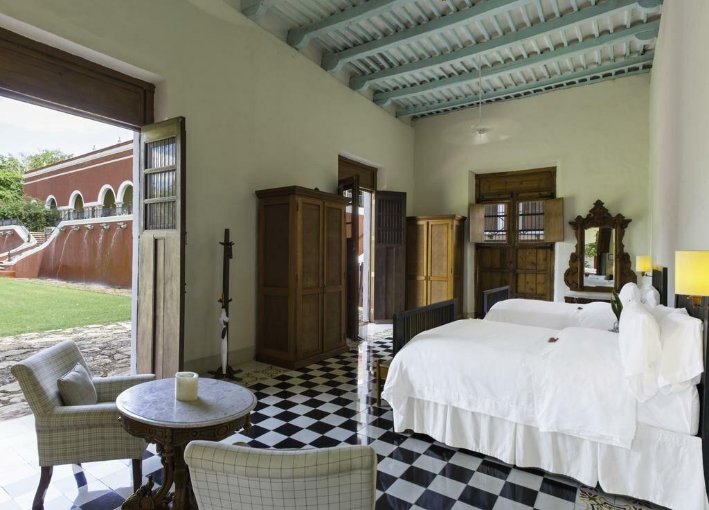 Hacienda temozon a luxury collection hotel a design for Boutique hotel collection