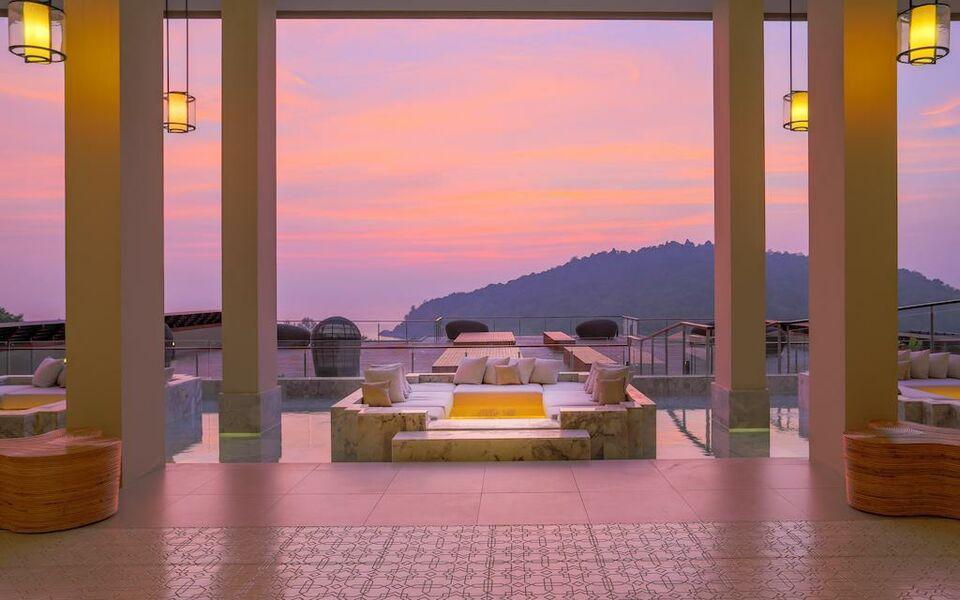 Avista Hideaway Resort Spa Tri Trang Beach