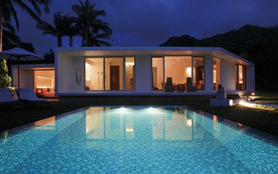 Jusandi a design boutique hotel ishigaki island japan for Design hotel okinawa