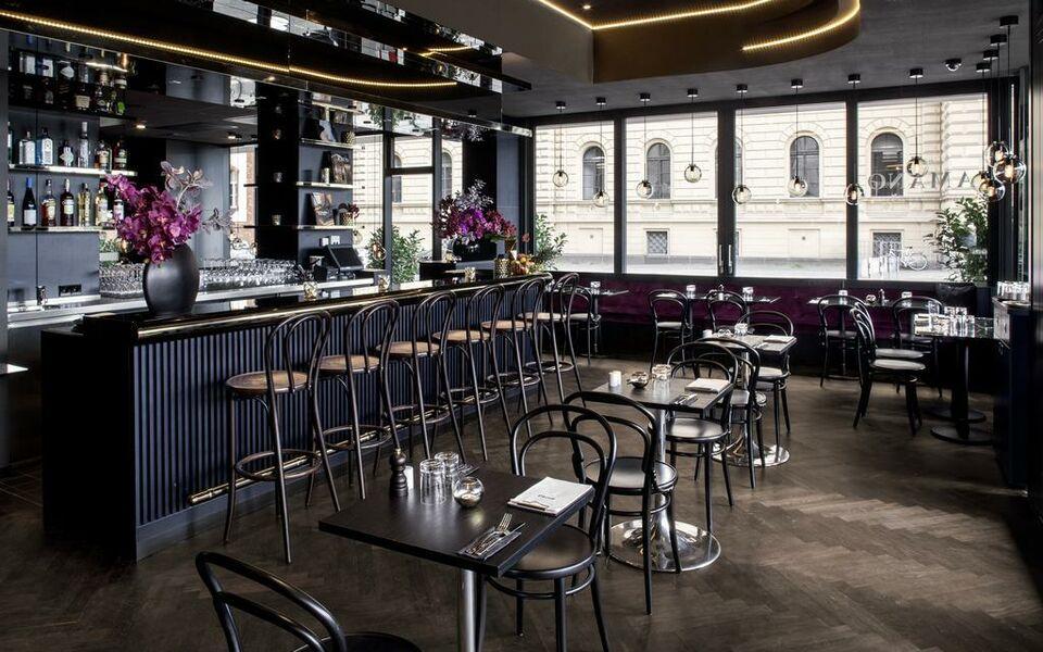 Hotel Amano Grand Central A Design Boutique Hotel Berlin