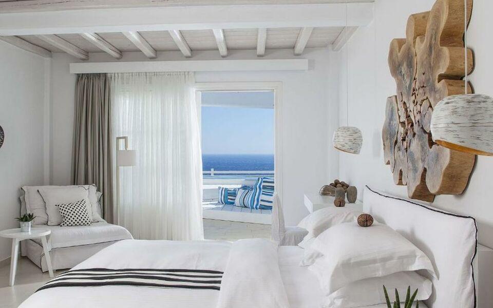 Myconian villa collection a design boutique hotel mykonos for Boutique hotel collection