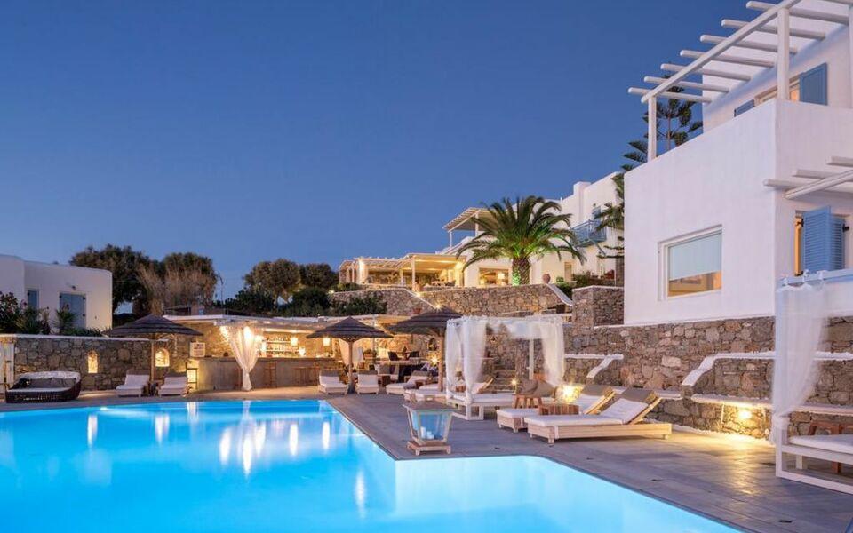 vencia boutique hotel a design boutique hotel mykonos greece
